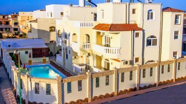 Hostel in Hurghada